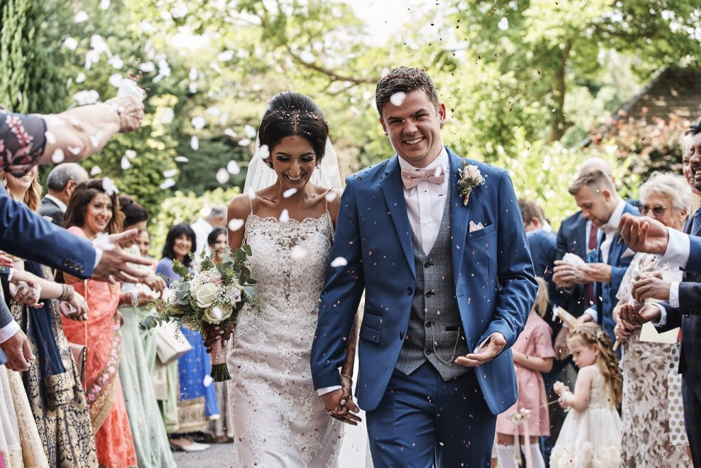 Summer Wedding at New Bath Hotel & Spa, Matlock, Derbyshire - Wedding Photographer